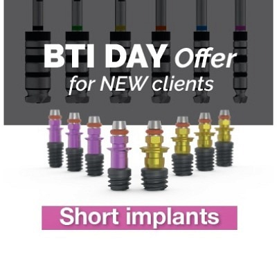 INTERNA ® SHORT IMPLANT KIT FOR NEW CLIENTS